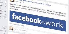 FACEBOOK AT WORK, A LA VUELTA DE LA ESQUINA