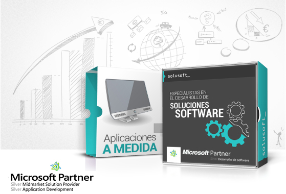 Microsoft Silver Partner en Application Development - SOLUSOFT